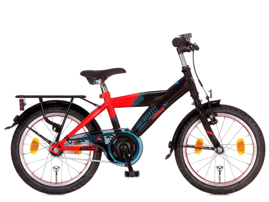 Alpina Yabber 16 inch Black/Traffic Red - Alpina_Yabber_J16_Black_Traffic_Red.jpg