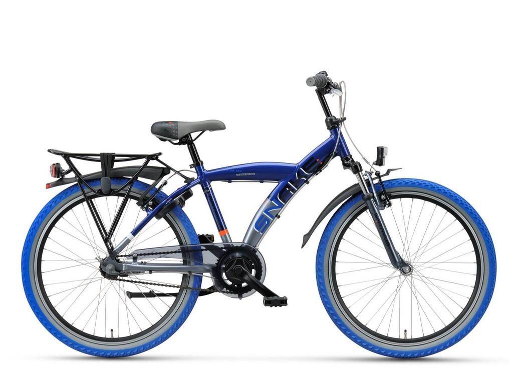 Batavus Snake 24 inch Blauw/Grijs - Batavus_Snake_24_38_Blauw_Grijs_2018.jpg