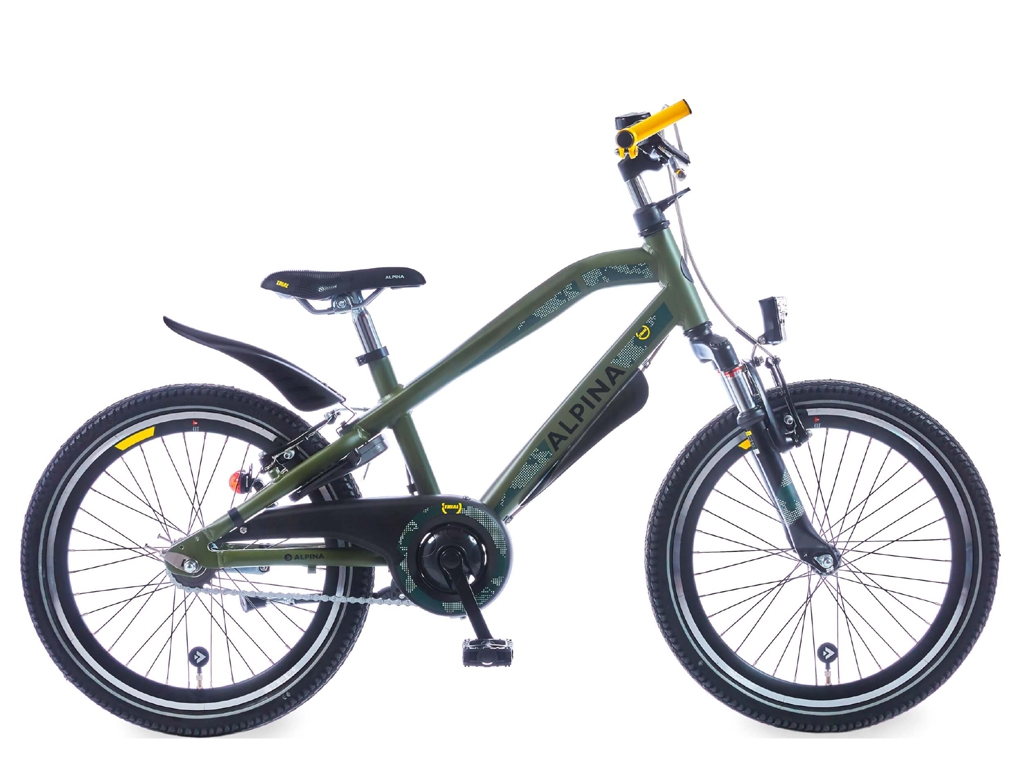 Alpina Trial 22 inch Survival Green Matt - Alpina_Trial_20_22_Survival_Green_Matt_1.jpg