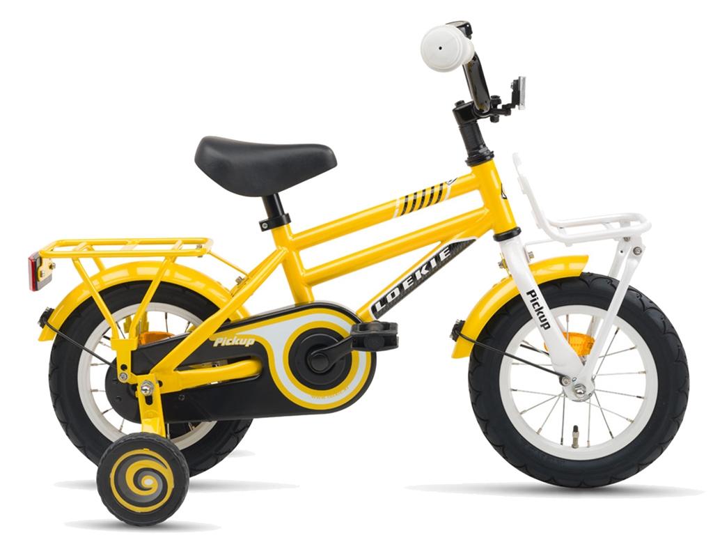 Loekie Pick Up J12 inch Yellow/white - Loekie_Pick_up_J12_Yellowwhite_2020_1.jpg