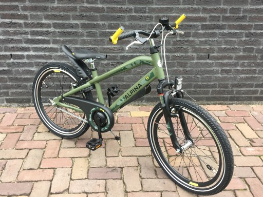 Alpina Trial 22 inch Survival Green Matt - Alpina_Trial_22_Survival_Green_Matt_5.jpg