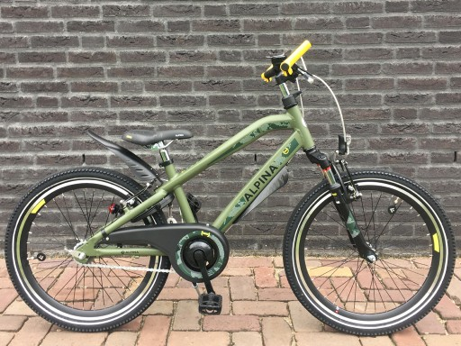 Alpina Trial 22 inch Survival Green Matt - Alpina_Trial_22_Survival_Green_Matt_1.jpg
