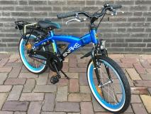 Loekie Snake 18 inch Blue/Black - Loekie_Snake_18_Blue_Black_2020_4.jpg