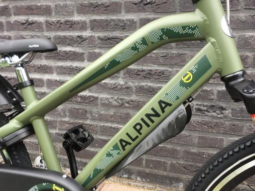 Alpina Trial 22 inch Survival Green Matt - Alpina_Trial_22_Survival_Green_Matt_2.jpg