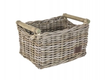 Mand FastRider Rotan bamboo Medium Naturel