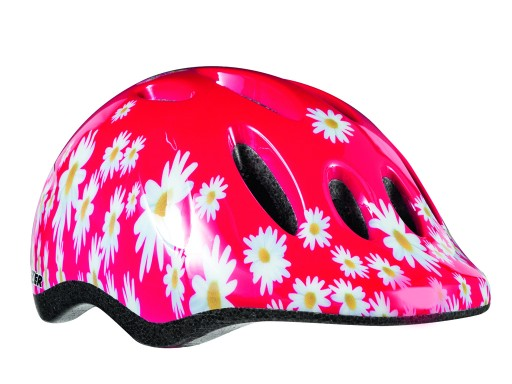 Helm Lazer Max Flower Girl