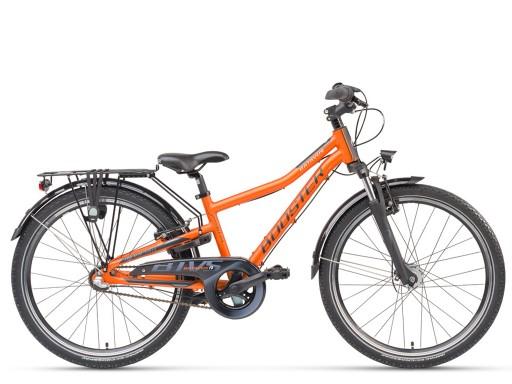 Batavus Booster 24 inch Oranje