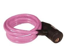 Axa Krulslot Zipp Roze