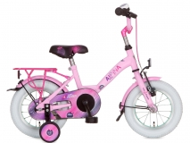 Alpina Girlpower 12 inch Sparkle Pink
