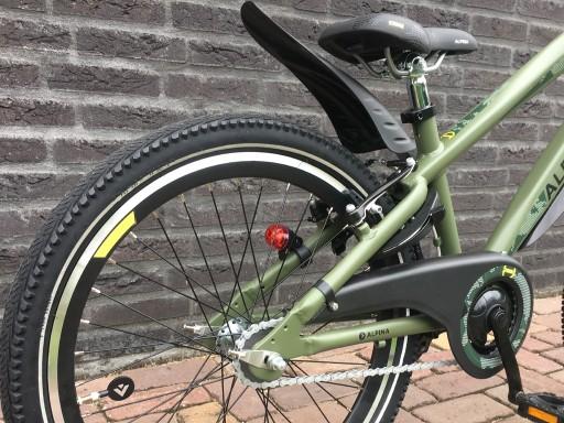 Alpina Trial 22 inch Survival Green Matt - Alpina_Trial_22_Survival_Green_Matt_3.jpg